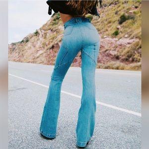 REVICE venus flare jeans
